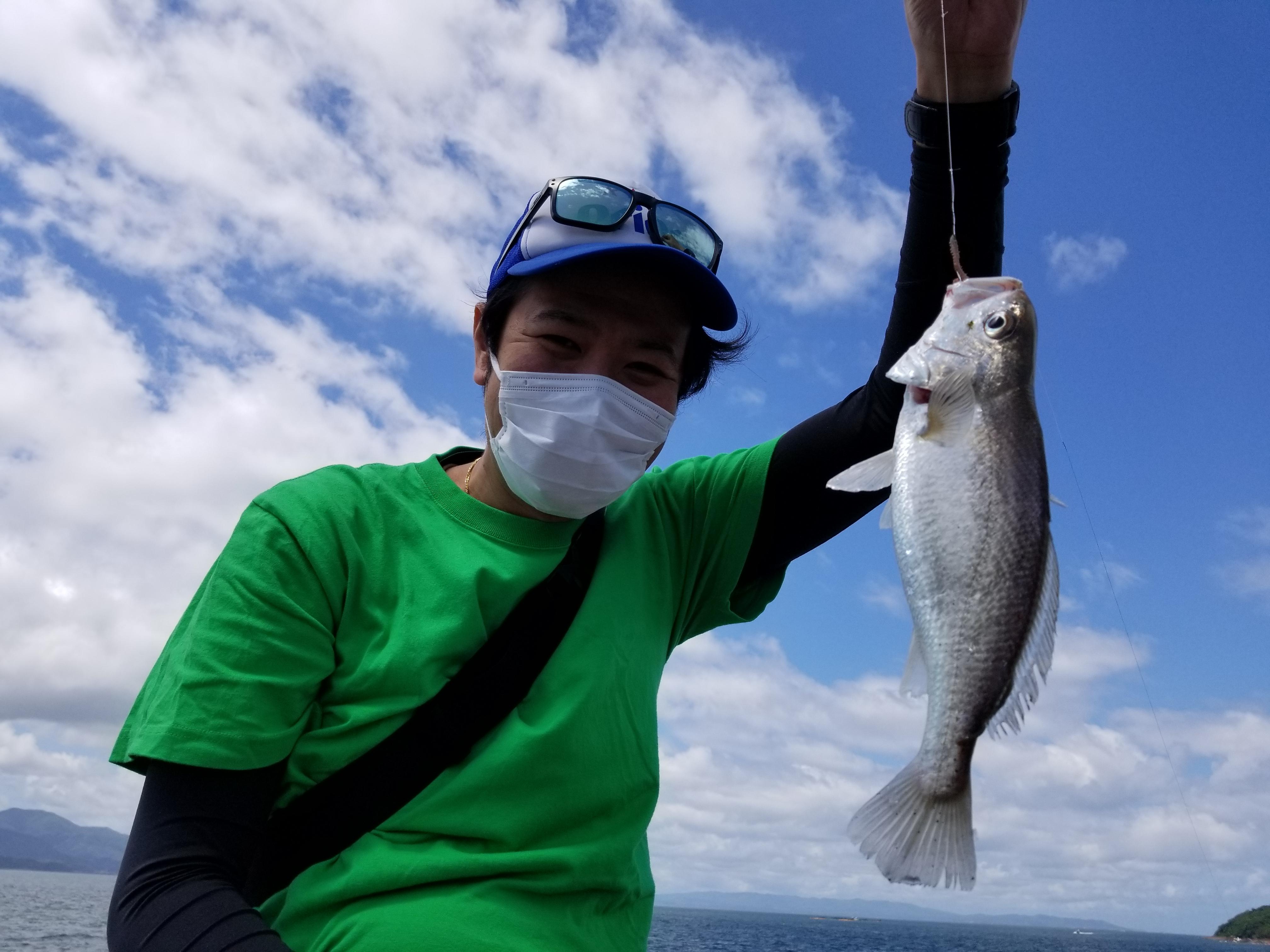 熊本インター店キス釣り
