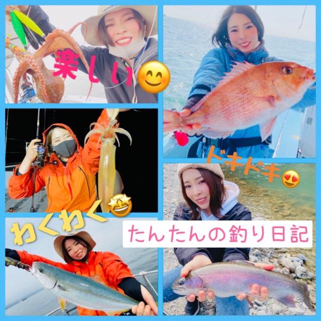 たんたんの釣り日記③